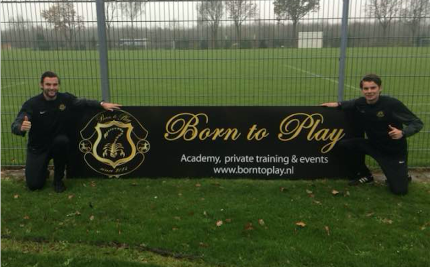 Born to Play start Academy in Breda!