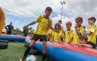 Inschrijving van start zomer voetbalkamp 2018!