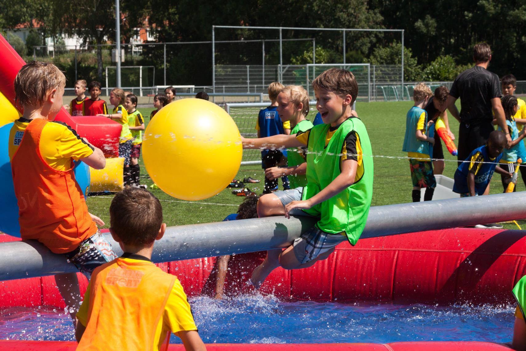 Waterdag camp
