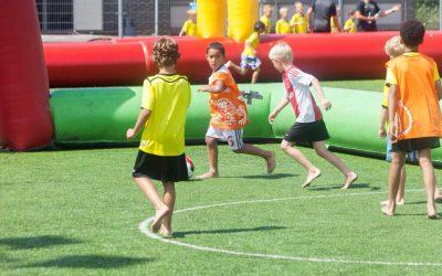 Born to Play organiseert eerste Voetbalkamp bij WV-HEDW!!