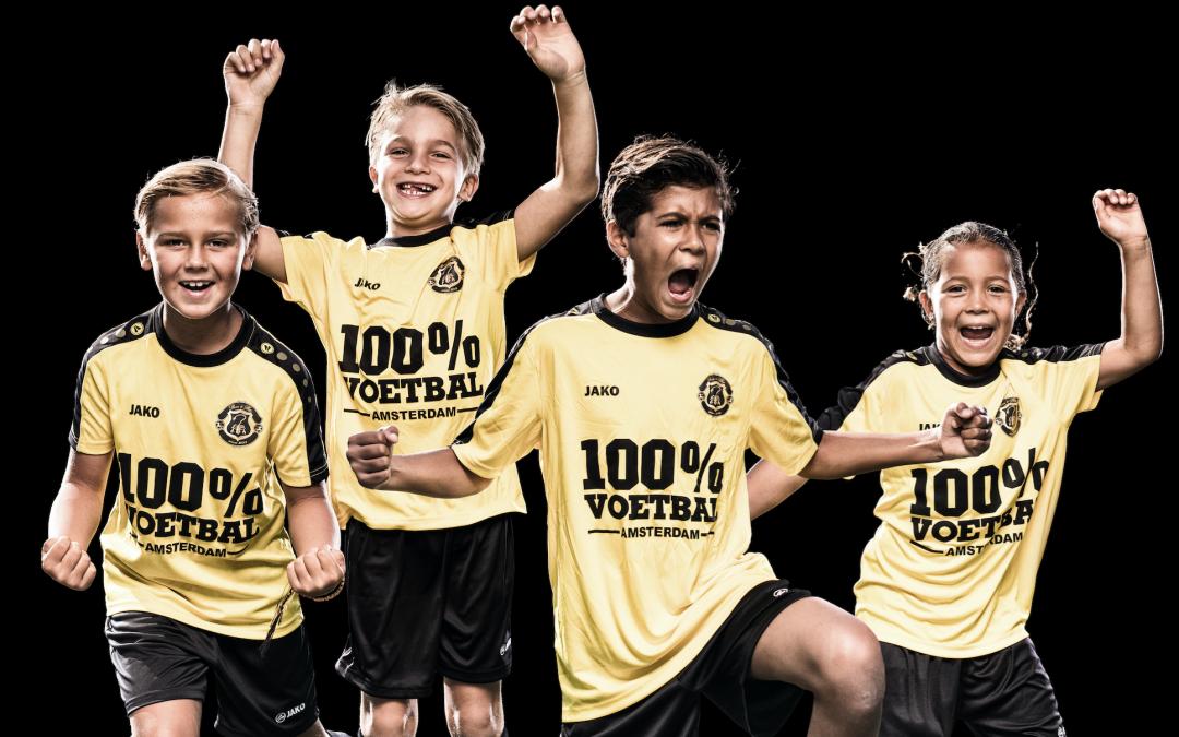 Geef je nu op voor het Born to Play Voetbalkamp 2019!!